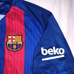 Nike Shirts - Nike FC Barcelona Jersey